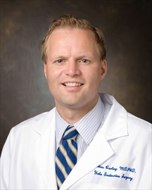 Author Tobias Carling, MD, PhD, FACS