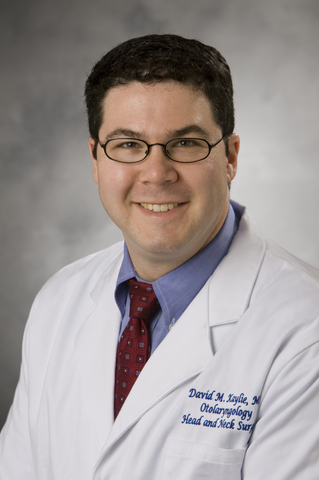 Author David M. Kaylie, MD, MS