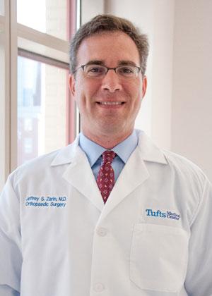 Author Jeffrey S. Zarin, MD